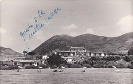 CARTOLINA - POSTCARD - LIVORNO - HOTEL CAPO SUD - LACONA - ISOLA D' ELBA - Livorno