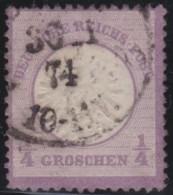 Deutsches  Reich    .   Michei    .      16           .         O             .       Gebraucht - Oblitérés