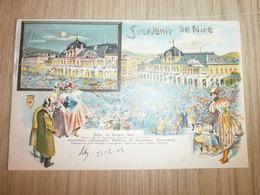 Souvenir Officiel De L'exposition De Nice En 1903 - Marchés, Fêtes