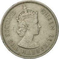 Monnaie, MALAYA & BRITISH BORNEO, 20 Cents, 1961, TTB, Copper-nickel, KM:3 - Brunei