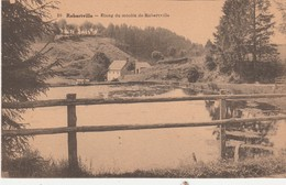 Robertville , ( Waimes , Sourbrodt ) , étang Du Moulin ,n° 20 ( Pension Pour Famille En Face Du Lac) - Weismes