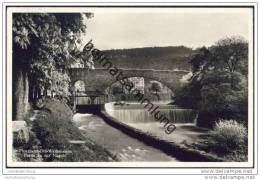 Pforzheim - Dill-Weissenstein - Partie An Der Nagold - Foto-AK - Pforzheim