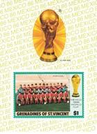 San Vicente Y Las Granadines Hb 14 Y 15 - St.Vincent Y Las Granadinas
