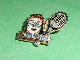 Pin's / Tennis : Babolatus , Indien   TB1Y - Tennis