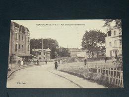 BEAUCHAMP   1930 /    RUE    ......  EDITEUR - Beauchamp