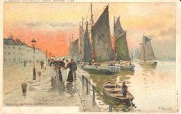 Ostende - Oostende - Barque De Pêche - Oostende