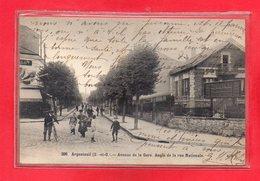 95-CPA ARGENTEUIL - Argenteuil
