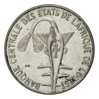 Monnaie, West African States, Franc, 1977, Paris, TTB, Steel, KM:8 - Ivory Coast