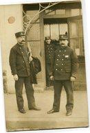 CPA - Carte Postale - Thème Militaria ? - Personne à Identifier - Militaire? Postier? ( CP4541 ) - Personen