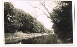 CPA 35 - Ille Et Vilaine - REDON Le Canal De Nantes à Brest 1947 - Redon