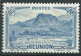 Reunion -    Yvert N° 166   *  Ava  19922 - Réunion (1852-1975)