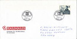 Greenland Cover Sent To Denmark Hafnia 01 16-21/10 2001 In Copenhagen - Non Classificati