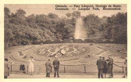 Ostende - Oostende - Parc Léopold, Horloge De Fleurs - Oostende