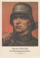 GG Propagandakarte 1 Jahr NSDAP Im GG Mit SST Krakau - Deutschland