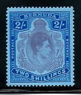 Bermuda      SC# 123   Mint   SCV$ 13.50 - Bermuda