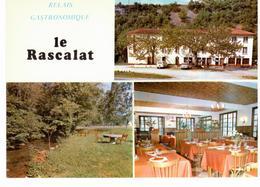 """Aguessac - Relais Gastronomique """" Le Rascalat """" - Multivues - Other Municipalities"""