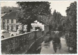 "Goyet-Mozet. Café Restaurant ""A La Terrasse""  (scan Verso) - Gesves"