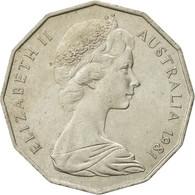 Monnaie, Australie, Elizabeth II, 50 Cents, 1981, TTB+, Copper-nickel, KM:68 - Monnaie Décimale (1966-...)
