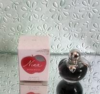 """Miniature  """"NINA """" De NINA RICCI Eau De Toilette 4 Ml Dans Sa  Boite (M076) - Miniatures Modernes (à Partir De 1961)"""