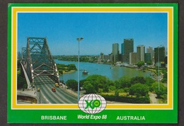 World Expo 1988 Brisbane, Australia - Unused - Brisbane