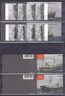 Iceland 2010 Ships Booklet Set Y.T. C 1194 + 1196  (0) - Booklets
