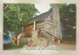 Missouri Branson Old Matt's Cabin Shepherd Of The Hills - Branson
