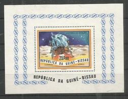GUINEA - BISSAU - MNH - Space - History - Space