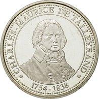 France, Medal, Charles-Maurice De Talleyrand, 1989, Proof, SPL, Argent - France