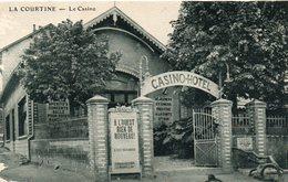 LA COURTINE  Le Casino - La Courtine