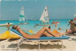 CYPRUS - Ayia Napa 1992 - Nissi Beach - Cyprus