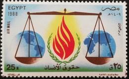 Egypt 1988 U.N.Day - Egypt