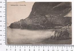 Gibratar ~ Catalan Bay ~ J. Et M. Aeris ~ Sea ~ Seascape ~ 1920 ~ Marina ~ Animata ~paysage Maritime ~ Bambini ~ Enfants - Gibilterra