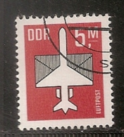 R.D.A. POSTE AERIENNE    N°   14   OBLITERE - Service