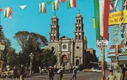 Mexico Juarez Catedral De Ciudad