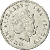 Monnaie, Etats Des Caraibes Orientales, Elizabeth II, 5 Cents, 2004, British - Caraïbes Orientales (Etats Des)