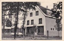 Germany Hanau Am Main Hohe Tanne Cafe Restaurant Waldesruhe - Hanau