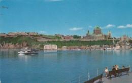 Canada Quebec Skyline 1963