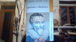 Poesies Choisies Malherbe Mainard Racan Nouveaux Classiques Larousse - Poetry