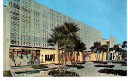 Administration Building - University Of South Florida - Etats-Unis