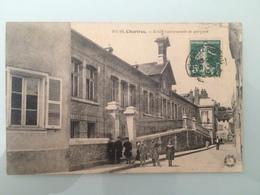 1TO346 ) Cartolina Di Chartres - Chartres