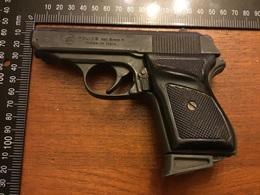 Pistolet  Police Pour Deco - Armes Neutralisées