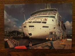 L8/18 Bateau. Canal De Panama - Ships