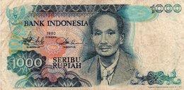 INDONESIA 1000 RUPIAH 1980 P-119 - Indonesia