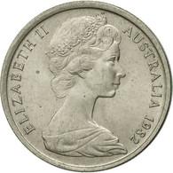 Monnaie, Australie, Elizabeth II, 5 Cents, 1982, SUP, Copper-nickel, KM:64 - Monnaie Décimale (1966-...)