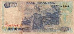 INDONESIA 1000 RUPIAH 1992 P-129 - Indonesia