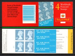 GREAT BRITAIN 2000 Definitives 4x40p: Cylinder Booklet UM/MNH - Libretti