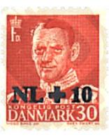 Ref. 95926 * MNH * - DENMARK. 1953. WELFARE FUND FOR HOLLAND FLOOD RELIEF  . PRO OBRAS DE SOCORRO POR LAS INUNDACIONES D - Royalties, Royals