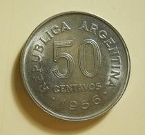 Argentina 50 Centavos 1956 - Argentine