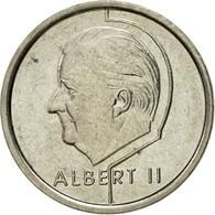 Monnaie, Belgique, Albert II, Franc, 1998, Bruxelles, TTB, Nickel Plated Iron - 1993-...: Albert II