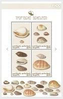 H01 Caribbean Netherlands 2018 Shells Colour Bonaire MNH Postfrisch - Niederländische Antillen, Curaçao, Aruba